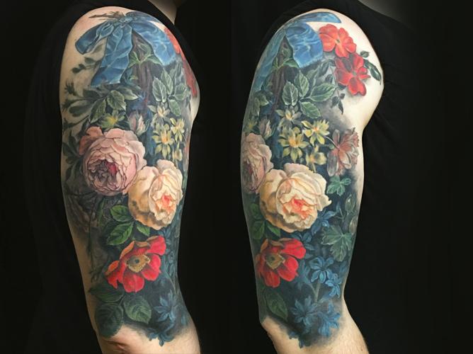 Kyle+floral